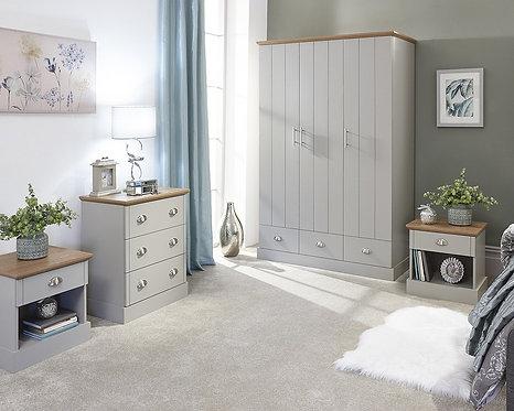 KENDAL 4 Piece Bedroom Set