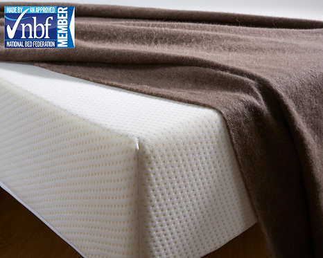 REFRESH 15cm Memory Foam Mattress