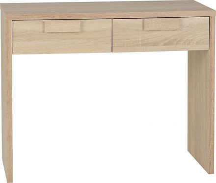 Cambourne 2 Drawer Dressing Table in Sonoma Oak Effect Veneer