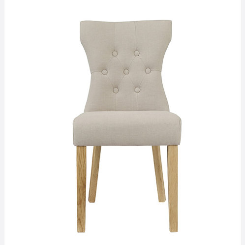 NAPLES DINING CHAIR  (PACK OF 2)