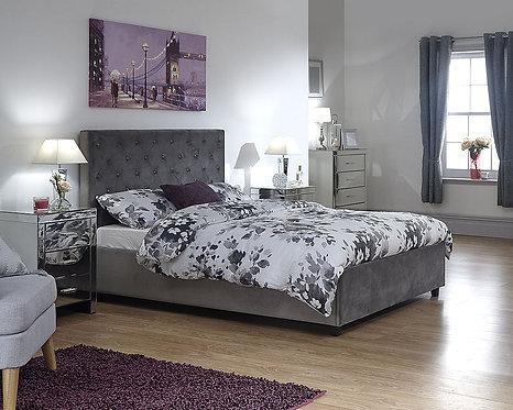 UTAH Ottoman Bed