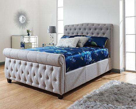 LUCERNE Side Lift Ottoman Bed