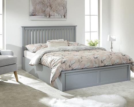 COMO Wooden Ottoman Bed