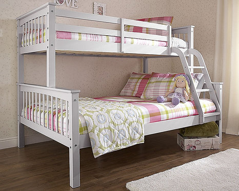 NEW NOVARO Trio Bunk Bed