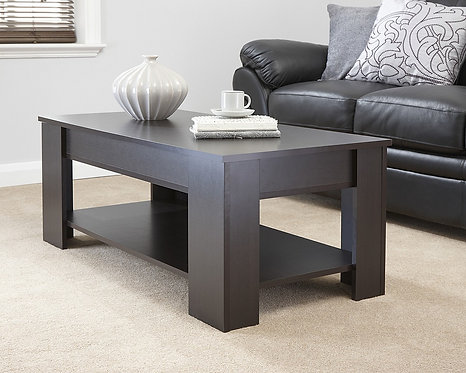 LIFT-UP COFFEE TABLE