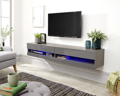 GALICIA Wall Mounted TV Unit 120cm