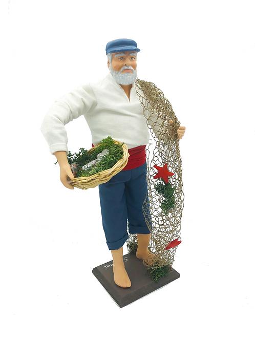Le Pêcheur au filet