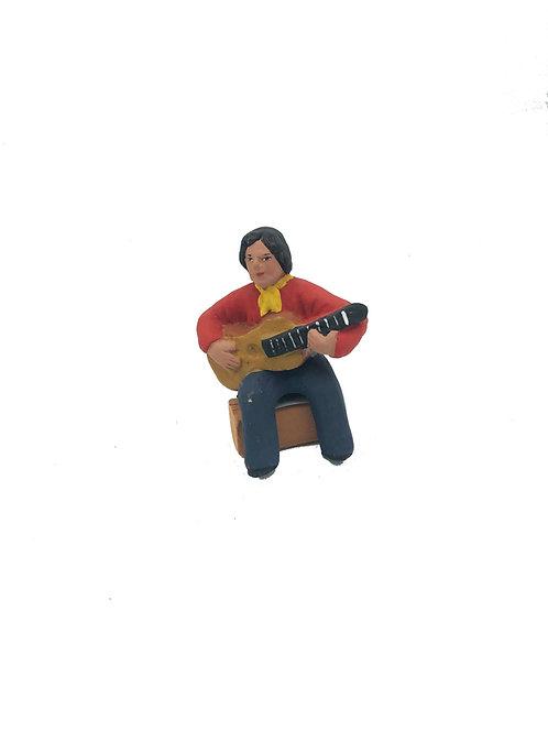 Le Joueur de Guitare