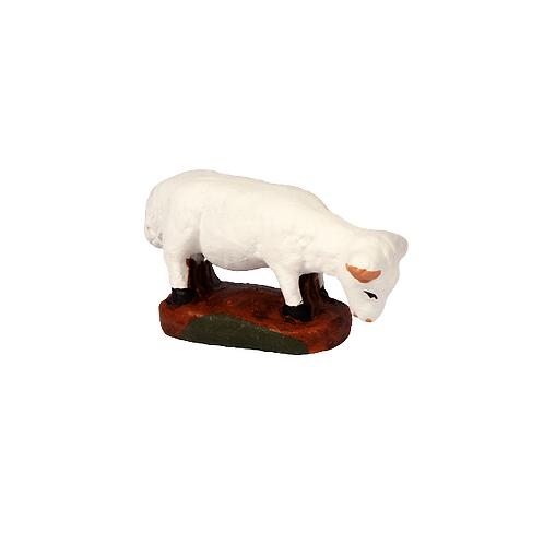 Le Mouton broutant