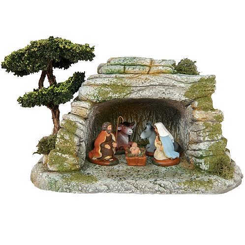 La Grotte & son Arbre