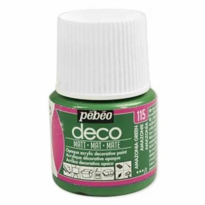 Pébéo Déco - mat - Amazonie n°115