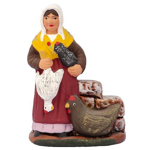 La Femme aux Poules