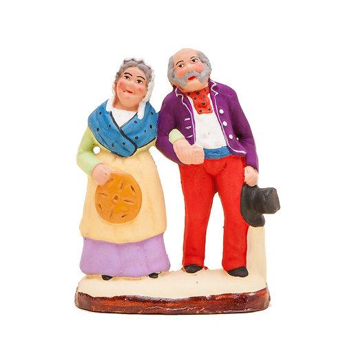 Le Couple de Vieux