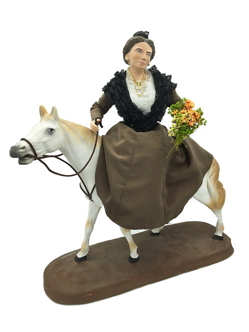 L'Arlésienne à Cheval