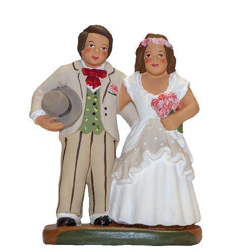 Le Couple de Mariés