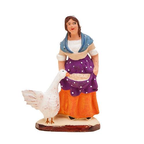La Femme à l'Oie