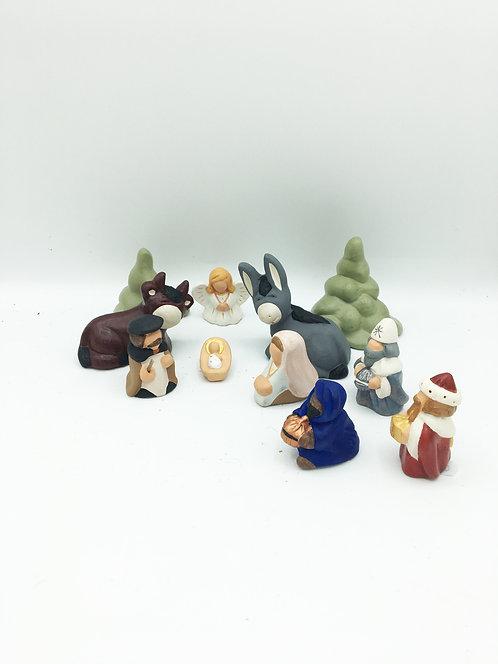 La Nativité Couleur
