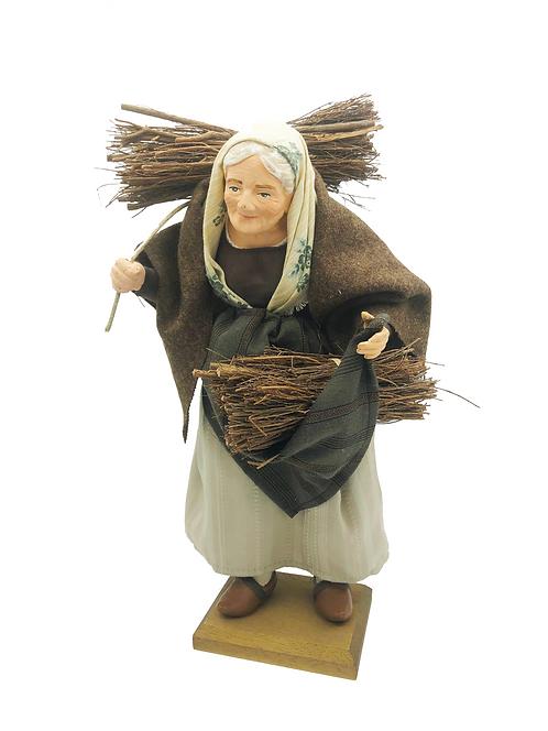 La Femme au fagot