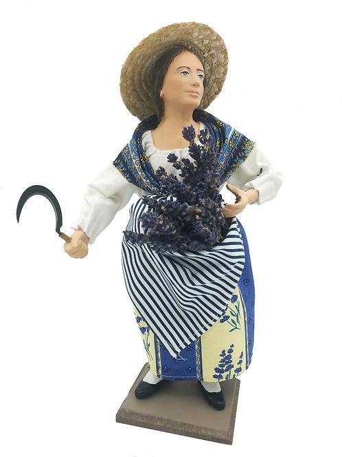 La Femme à la lavande