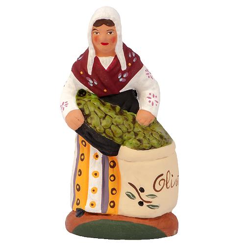 La Femme aux Olives