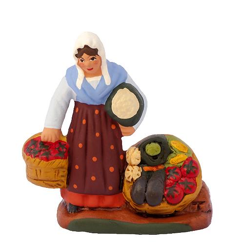 La Femme aux Légumes