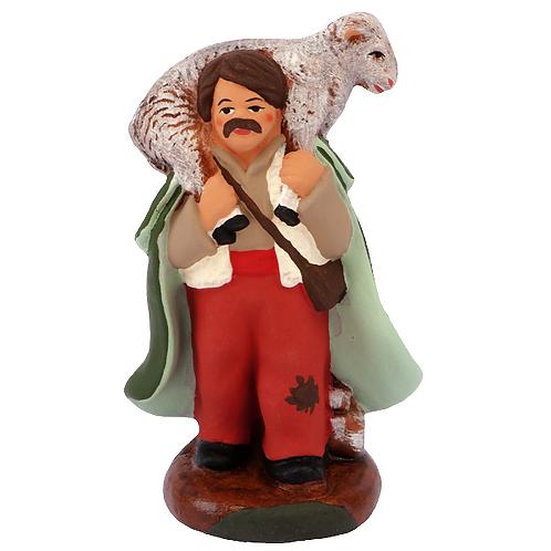 Le Berger au Mouton