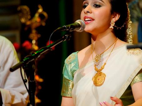 Rhythm In Carnatic Vocal Studies