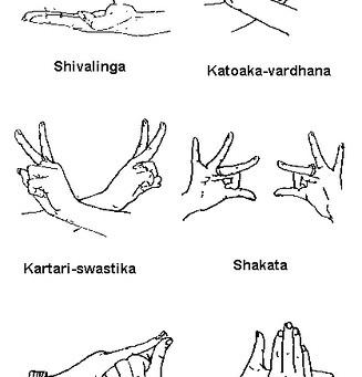 Hand Gestures In Bharatanatyam