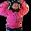 Thumbnail: GMB Pink Sweater Purple Logo