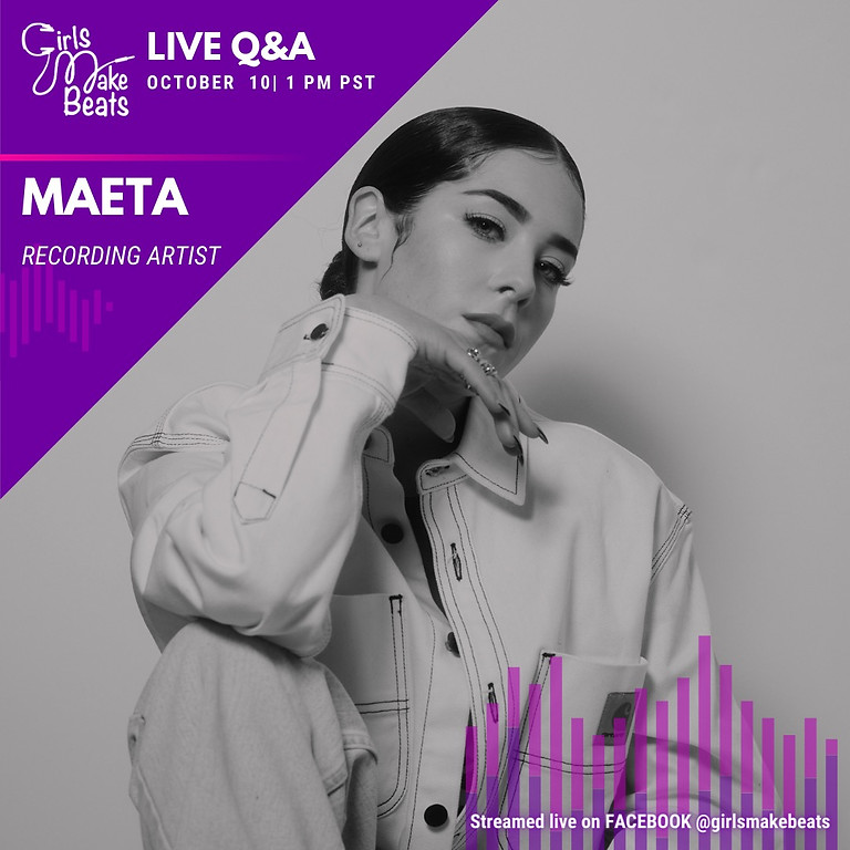 Live Q&A with Maeta