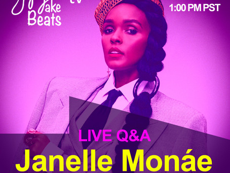 Girls Make Beats TV feat. Janelle Monáe (Episode 1)
