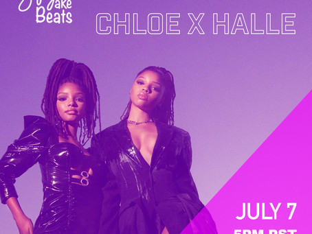 Girls Make Beats TV feat. Chloe x Halle  (Episode 2)