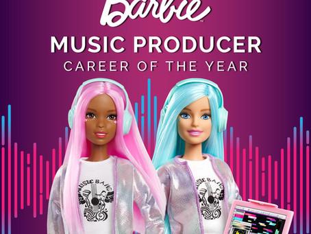 Girls Make Beats x Barbie Music Producer