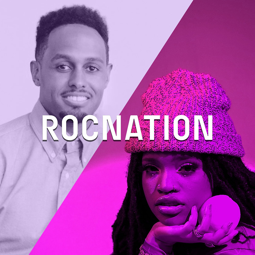 Omar Grant - Co-President of Roc Nation feat. Ambré