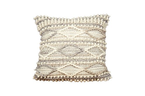 Diamond Knit Pillow