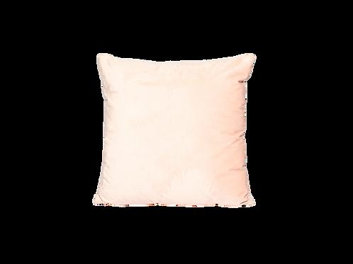 Rose Velvet Pillow