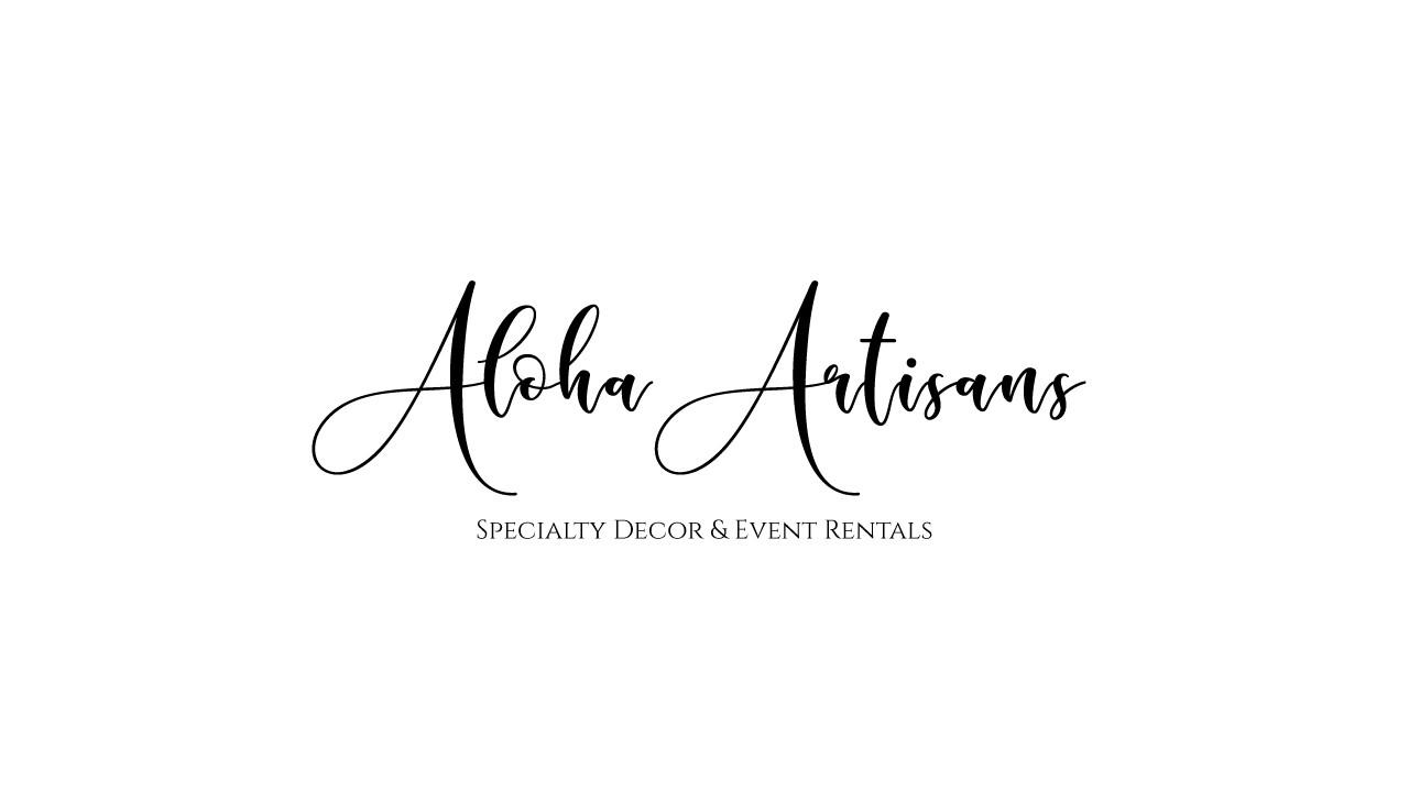 Oahu Wedding & Event Rentals   Honolulu   Aloha Artisans