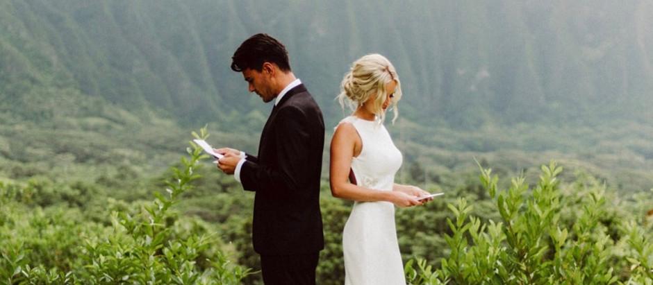 Karissa & Jason's Breathtaking Kualoa Ranch Wedding - Oahu, HI