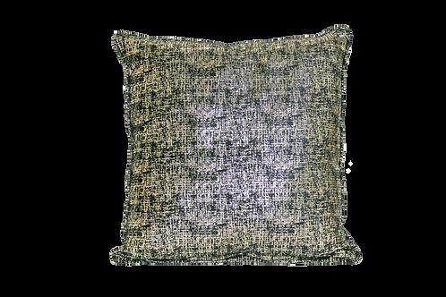 Black & Gold Shimmer Pillow