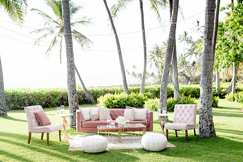 Blush Styled Lounge