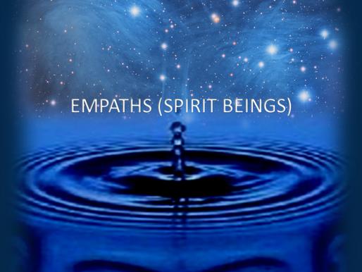 Empaths (Spirit Beings)