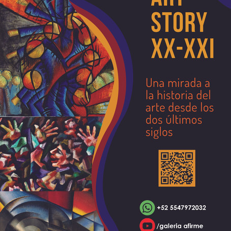 ART STORY (20 - 21)