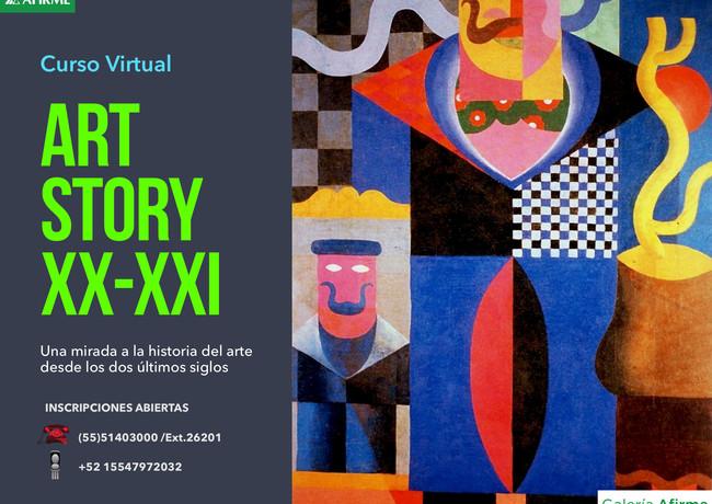 Curso: Art Story XX-XXI. Proximamente