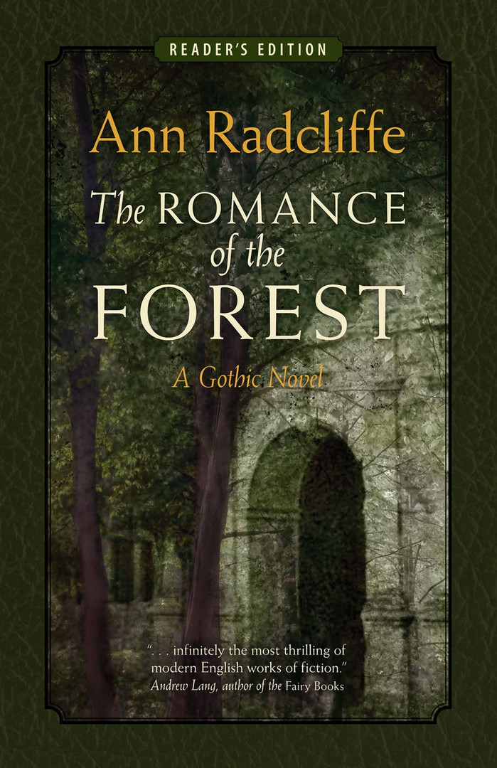 the-romance-of-the-forest-a-gothic-novel