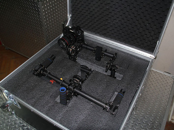 Build the first Gimbal in Turkey