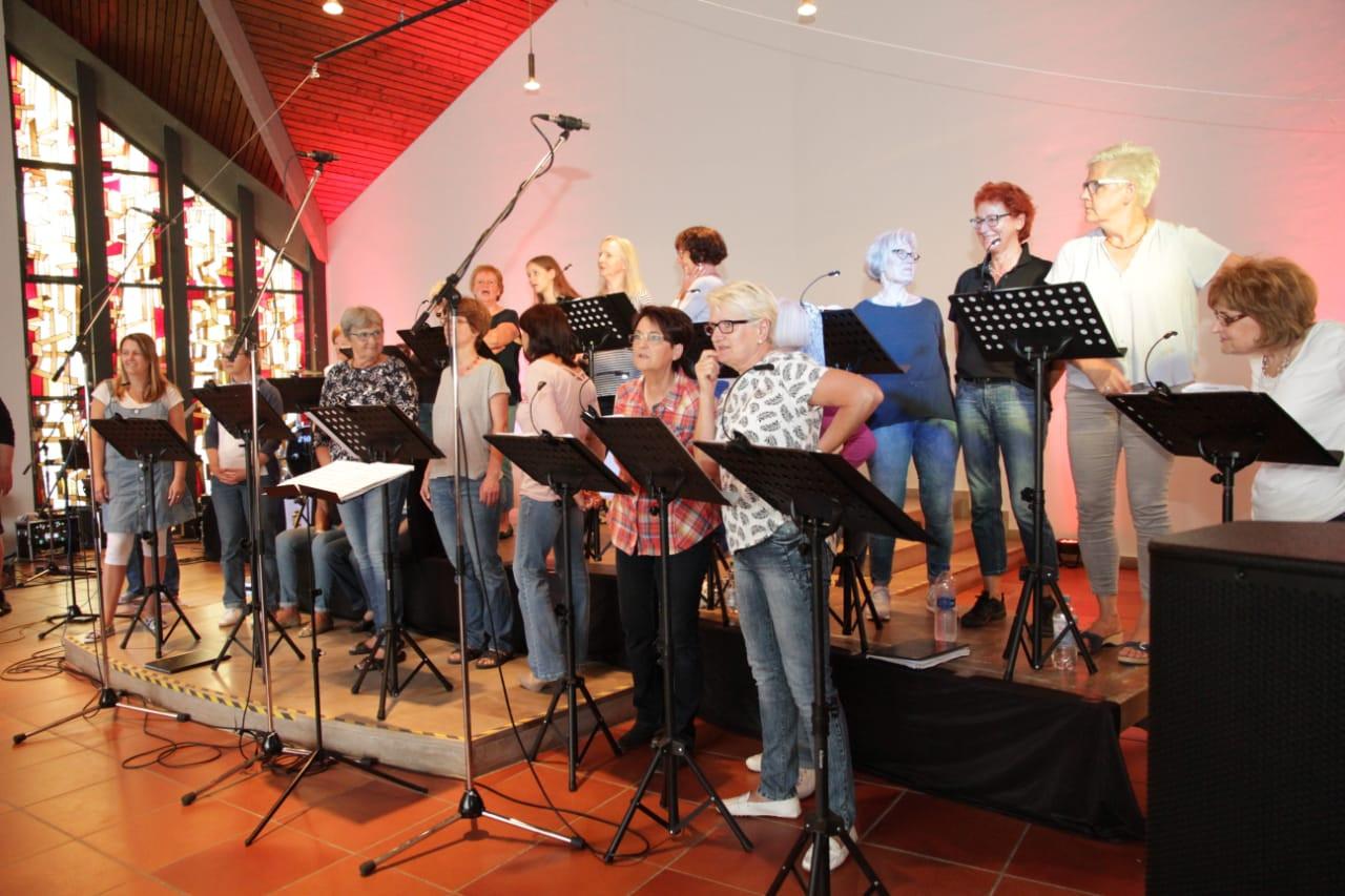 Sing a Song e.V. Bovenden