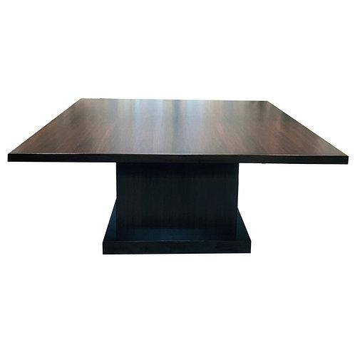 Custom-Built Walnut Table