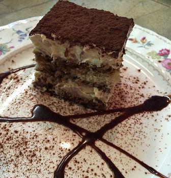 Tiramisu Italian Dessert Kihei Maui