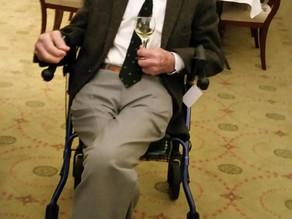 Scholar Profile: John Lawton, 1963 Scholar