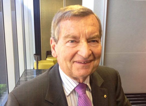 Scholar Profile: The Hon Neil Andrew AO, 1975 Scholar